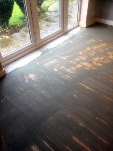 Wooden Floor Preparation