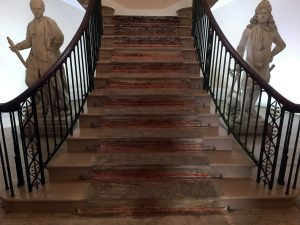 Staircase Preparation for carpet